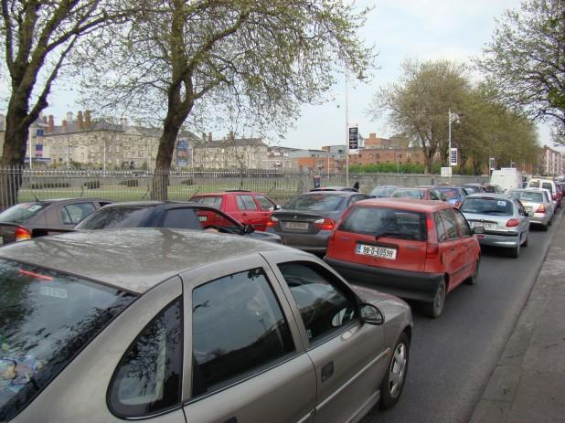Generic image of Traffic Jam - Rush Hour in Dublin