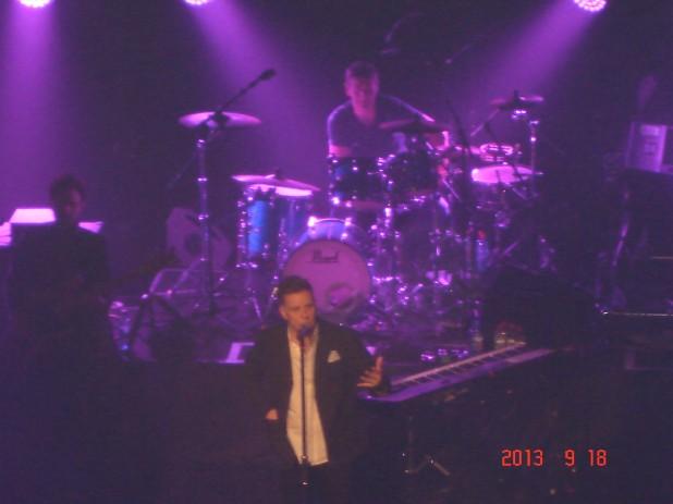 2013 Deacon Blue Review @ Olympia Dublin