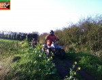 Fountain Youth Project, Basin Street, Dublin 8. quad biking @ Irish Country Quads, Co. Monaghan