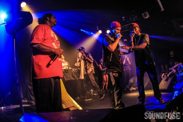 Bone Thugs-n-Harmony are playing a gig @ Dublin's Voodoo Lounge on November 29th 2013