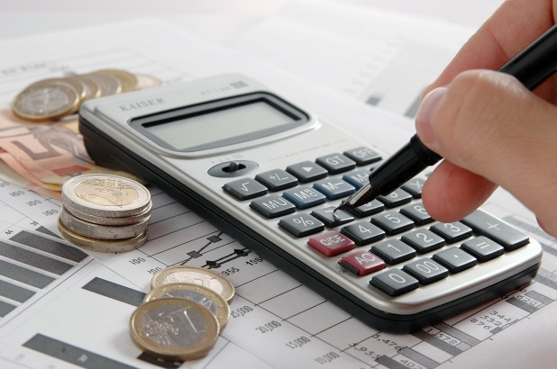 The Irish Budget - calculation