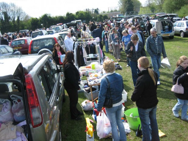 Car Boot Sales in Dublin, Ireland