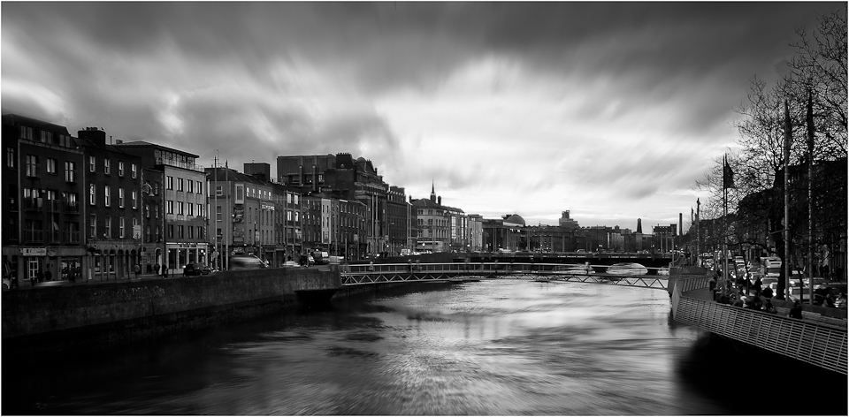 Dublin black and white