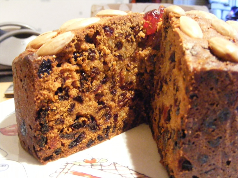 Recipe For Whiskey Fruit Cake