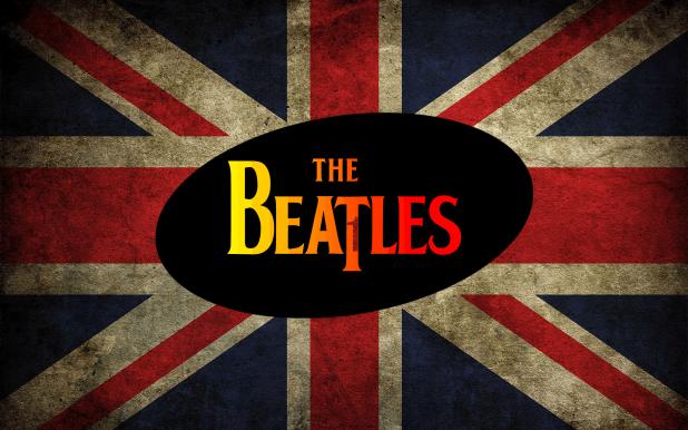 The Beatles Union Jack