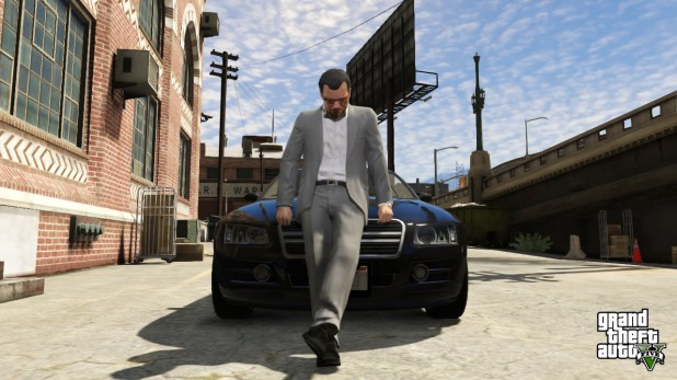 grand theft auto 5 screenshot - games review