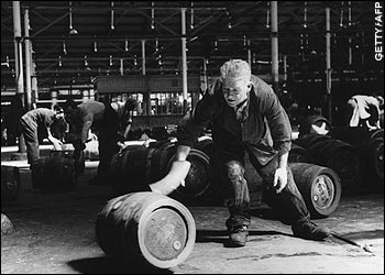 guinness Brewery 1953