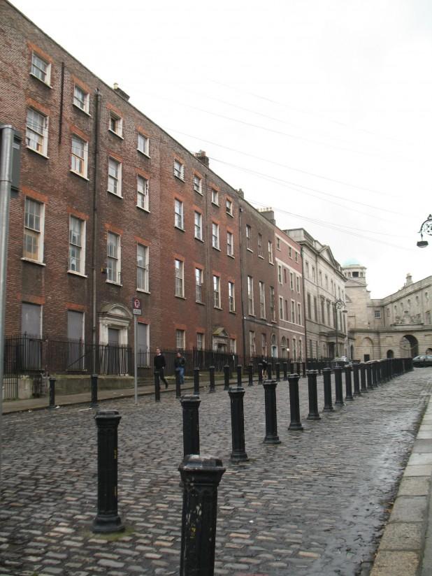 Henrietta Street, Dublin, Ireland
