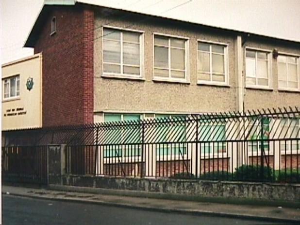 James' Street CBS school, Dublin, Ireland