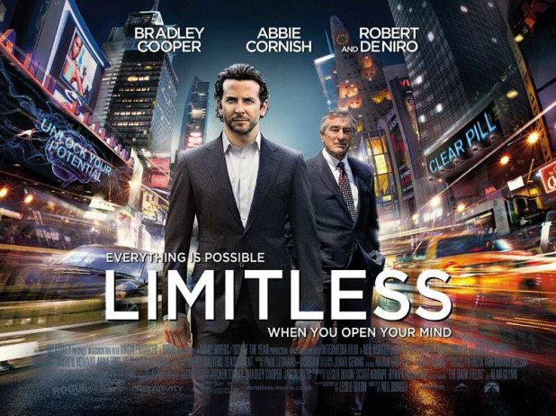 Limitless film poster