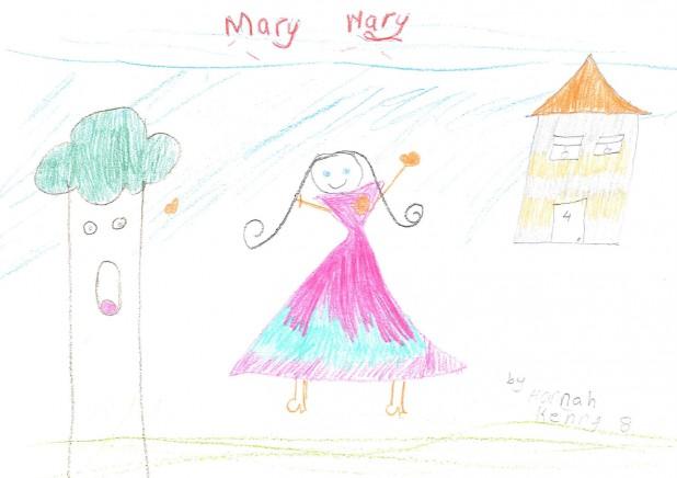 Mary Mary by Hannah