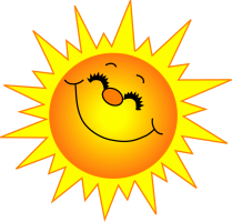 happy sunshine icon
