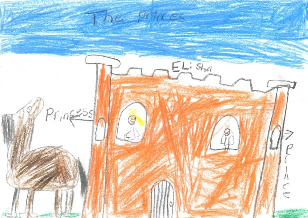 'The Princess' by Elisha