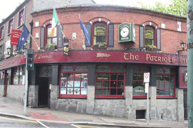 The Patriots Inn, Dublin, Ireland